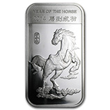 Lunar APMEX (Silver Bars) (All Sizes)