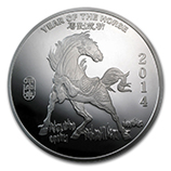 10 oz (Silver Rounds)
