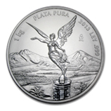 Kilo Silver Libertads (Proof Versions)