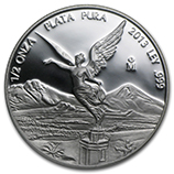 Fractional Silver Libertads (Proof Versions)