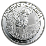 IRA Approved Silver Kookaburras