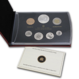 2013 RCM Silver Commemorative Collectible Coins (Sets)