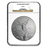 Kilo Silver Libertads (Proof Versions) (NGC Certified)
