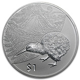 New Zealand Mint (Silver Kiwi Coin Series)