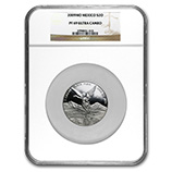 2 oz Silver Libertads (Proof Versions) (NGC Certified)