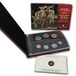 2011 RCM Silver Commemorative Collectible Coins (Sets)