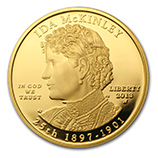 Proof First Spouse Coins