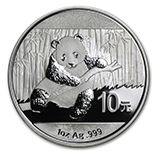 IRA Approved Silver Pandas