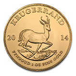 Gold from South Africa Mint (Gold Krugerrands)