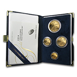 Proof Gold Eagle Coin Sets