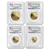 Proof Gold Eagle Coin Sets (PCGS Certified)