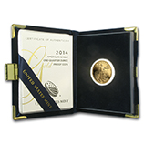 1/4 oz Proof Gold Eagles