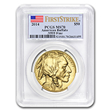 Gold Buffalos (PCGS Certified)
