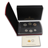 2014 RCM Silver Commemorative Collectible Coins (Sets)