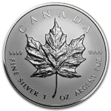 Silver Maple Leaf Proof Coins