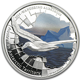 Perth Mint Antarctic Territory Series
