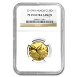 1/4 oz Proof Gold Libertads (NGC Certified)