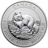 RCM Silver Commemorative Bullion Coins