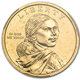 Sacagawea & Native American Dollars (2000-Date)