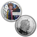 New Zealand Mint (Dr. Who Coin Series)