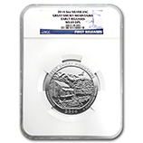 ATB 5 oz Silver Coins (NGC Certified)