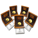 First Spouse Coin Sets (BU & Proof)