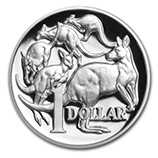 Royal Australian Mint (Silver Kangaroo Series)