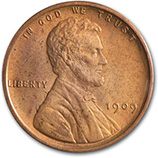 Lincoln Wheat Cents (1909 - 1958)