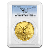 1 oz Gold Libertads (PCGS Certified)