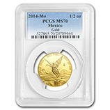 1/2 oz Gold Libertads (PCGS Certified)