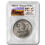 Silver Dollars (PCGS Stage Coach Series)