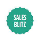 Gold Sales Blitz
