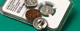 Ancient/Medieval Silver & Bronze Coins