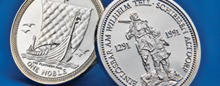 Platinum World Coins