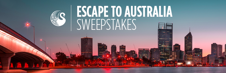 APMEX & Perth Mint Escape to Australia Sweepstakes