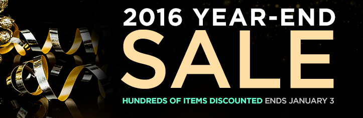 2016 Year-End Sale