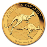 IRA Approved Gold Kangaroos/Nuggets