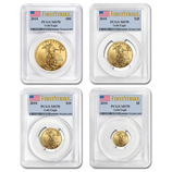 Gold Eagle Coin Sets (PCGS Certified)