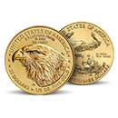 1/2 oz Gold Eagles