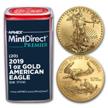 Gold Eagles (MintDirect®)