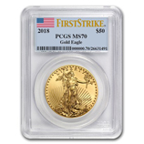 Gold Eagles (PCGS Certified)
