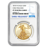 Gold Eagles Proof (NGC Certified)
