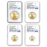 Proof Gold Eagle Coin Sets (NGC Certified)