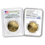 Proof Gold Eagles (Certified)
