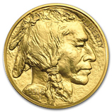 1 oz Gold Buffalos