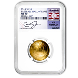 $5.00 US Gold Commems (NGC Certified)