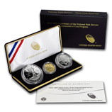 US Commemorative Coin Sets (BU & Proof)