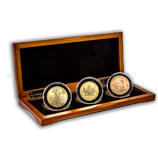 Gold Maple Leaf Coin Sets