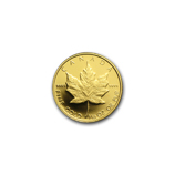 1/10 oz Proof Gold Maple Leafs