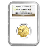 Proof Gold Libertads (NGC Certified)
